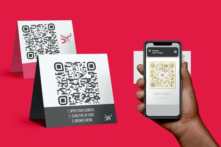 How To Create a QR Code Menu For Your Restaurant
